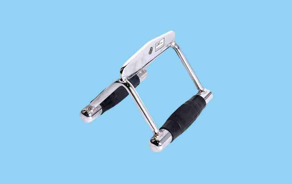 Cable Machine Attachments - CAP Barbell Double D Handle