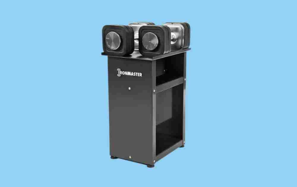 Ironmaster Quick-Lock Dumbbell Set
