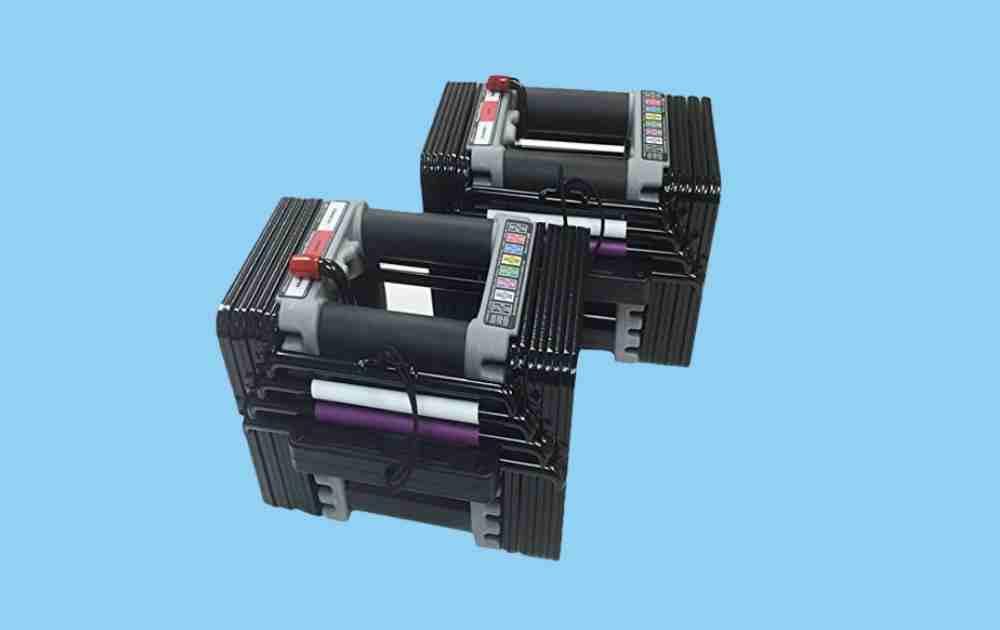 Powerblock Elite Series Adjustable Dumbbells
