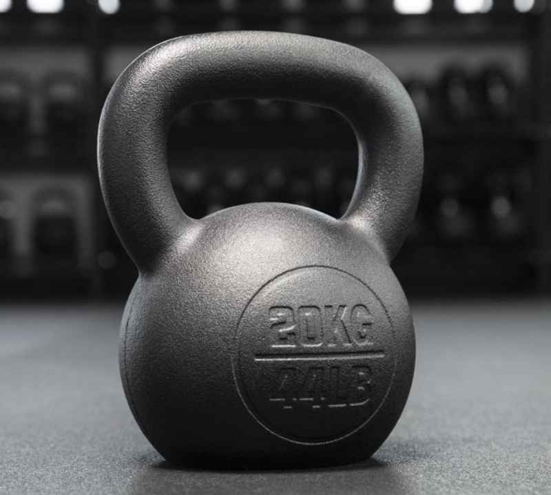Rogue Powder Coated Kettlebell Review