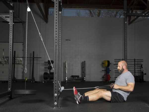 Rogue Fitness Spud Inc Home Gym Pulley System
