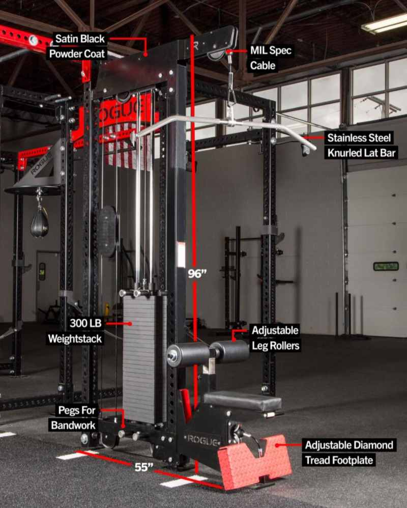 Rogue Monster Lat Pulldown Attachment