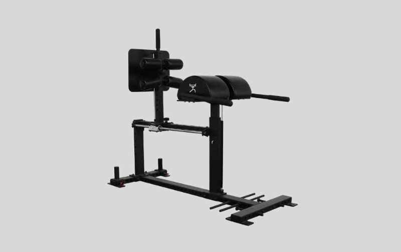 Titan Fitness Glute & Hamstring Developer