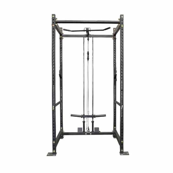 Titan Fitness T-3 Power Rack with Lat Pulley