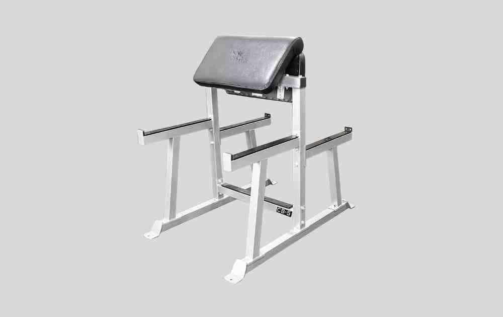 Valor Fitness CB-5 Arm Curl Station