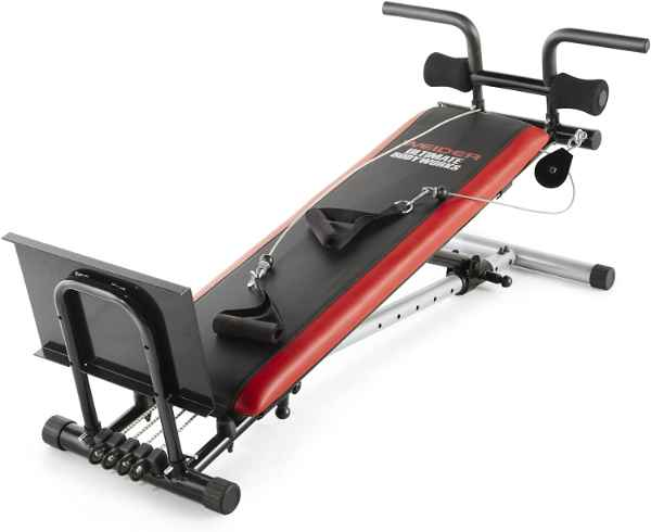 Weider Ultimate Bodyworks Compact Home Gym