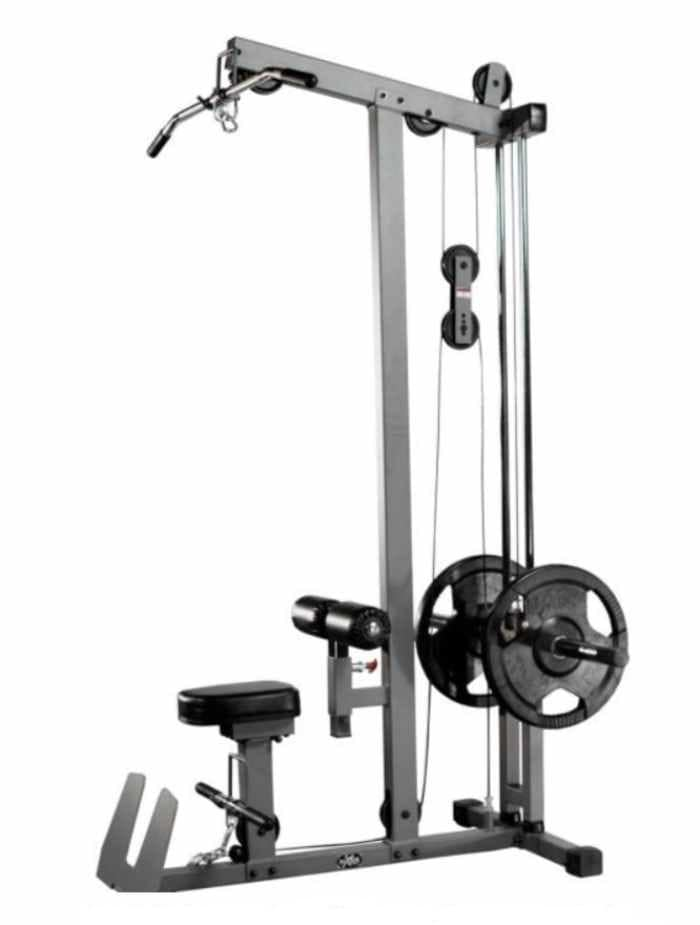 XMark Lat Pull Down and Low Row