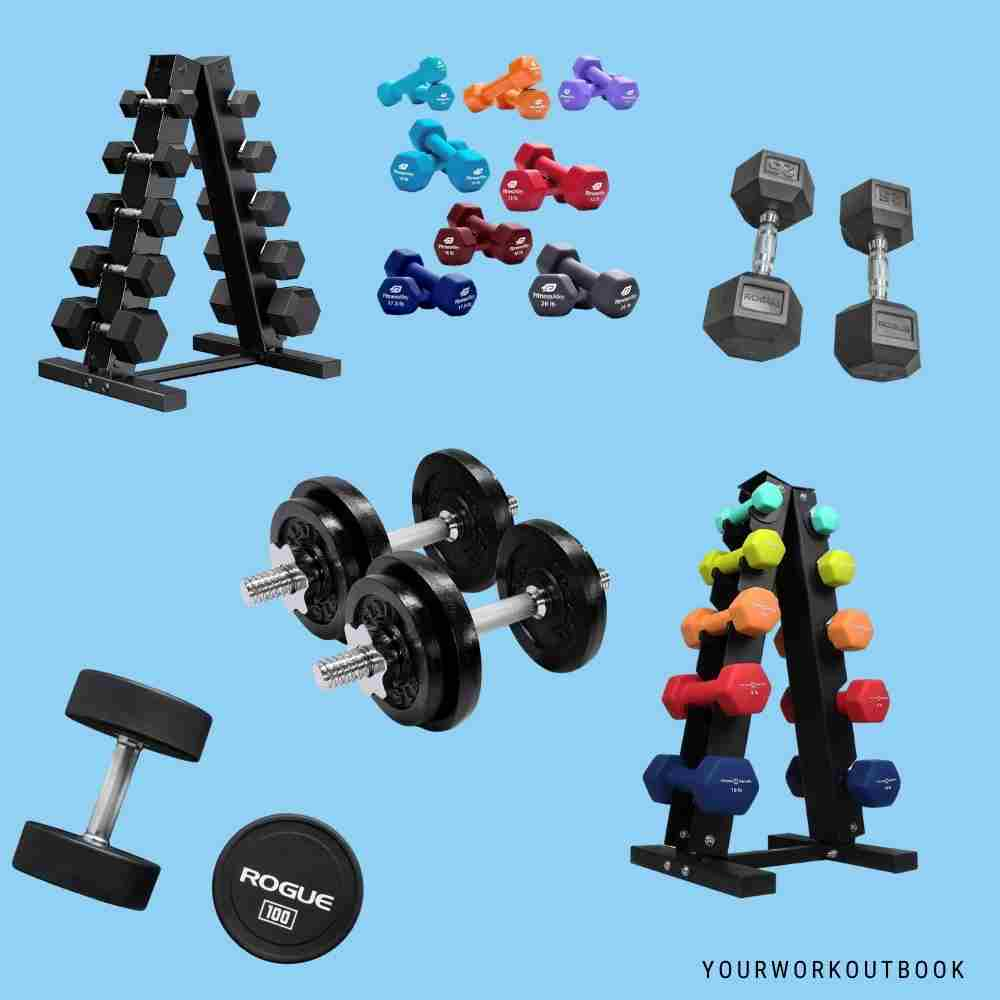 Best Dumbbell Sets for Home Workouts