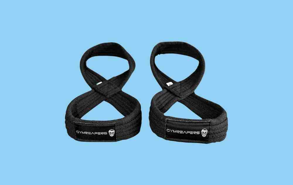 Gym Reapers Figure 8 Lifting Straps