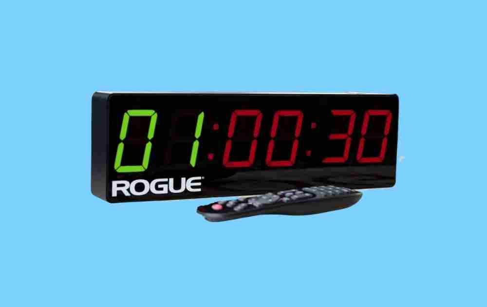 Rogue Home Timer Workout Clock