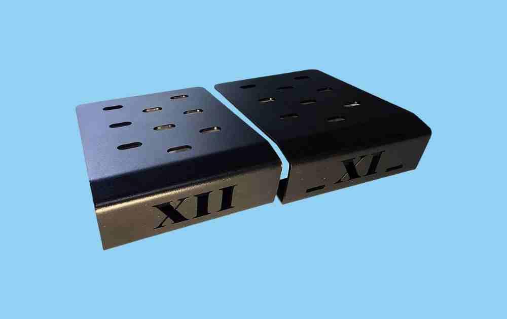 XII:XI Steel Squat Wedges