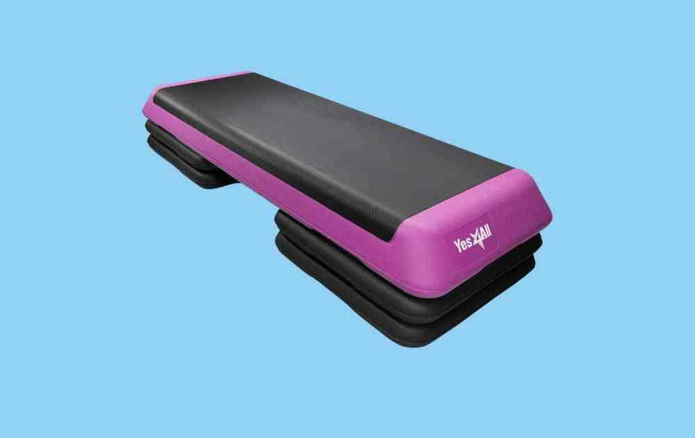 Yes4All Aerobic Stepper