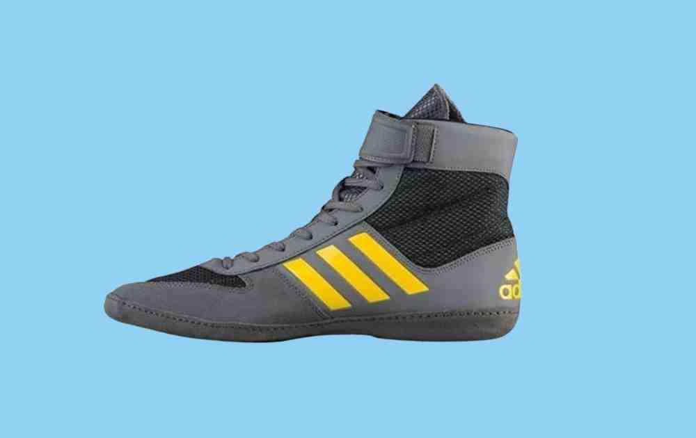 Adidas Combat Speed Hi-Top Shoes