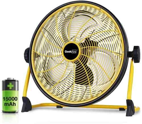 Geek Aire Portable Home Gym Fan
