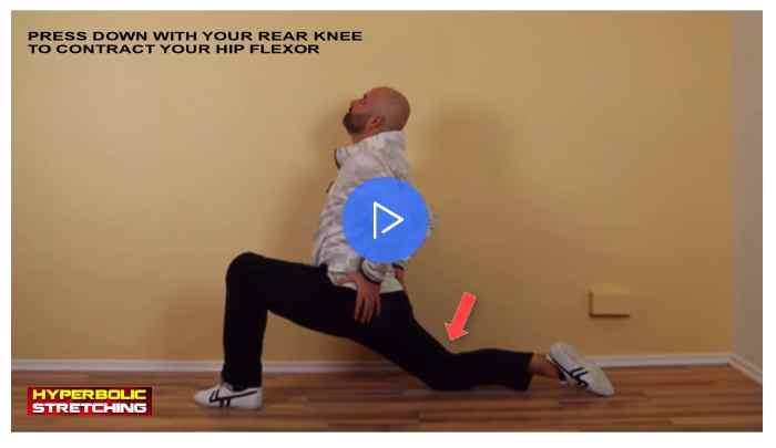 Hyperbolic Stretching - Exercise Instructions