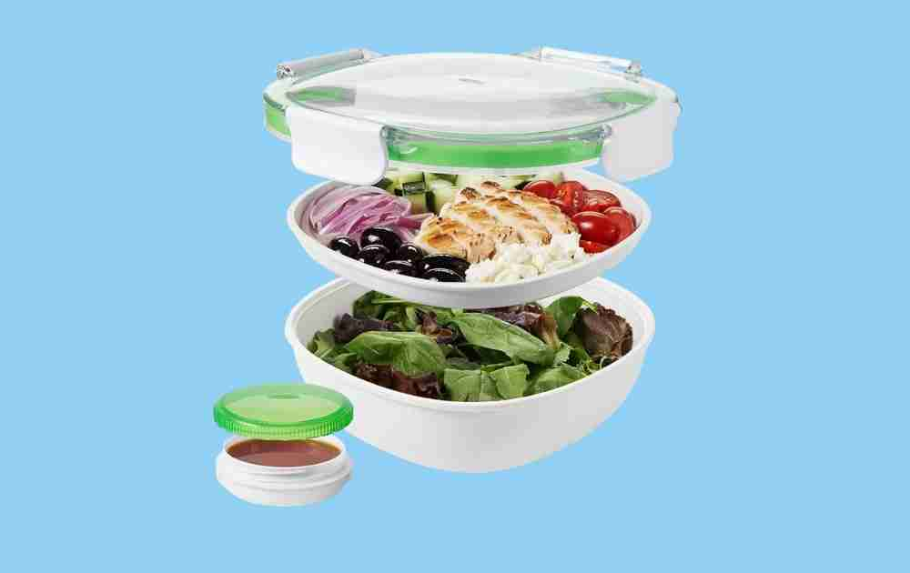 OXO Good Grip On-The-Go Salad Container