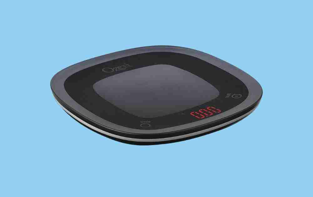 Ozeri Touch Waterproof Digital Food Scale for Meal Prepping