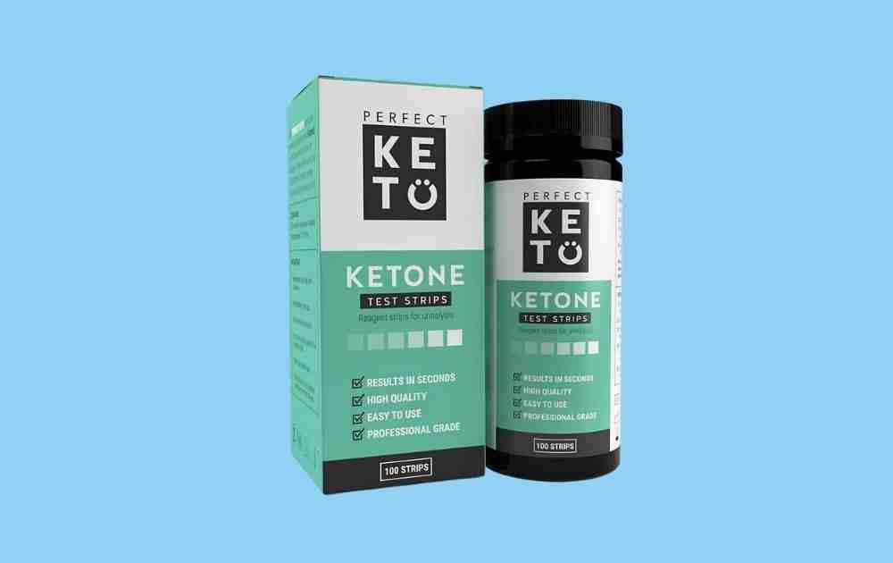 Perfect Keto Test Strips