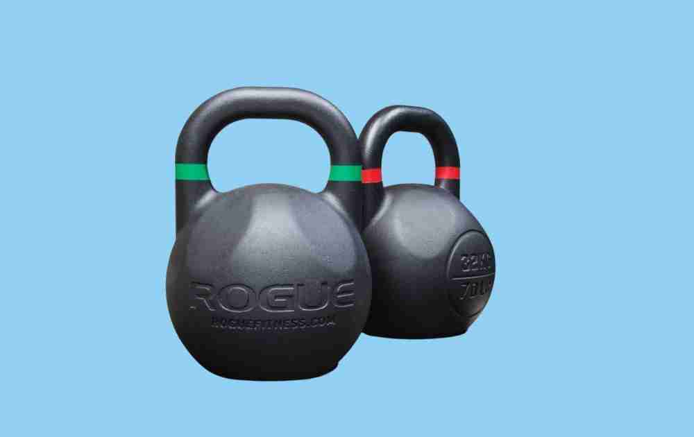 Rogue Fitness Competition Kettlebells