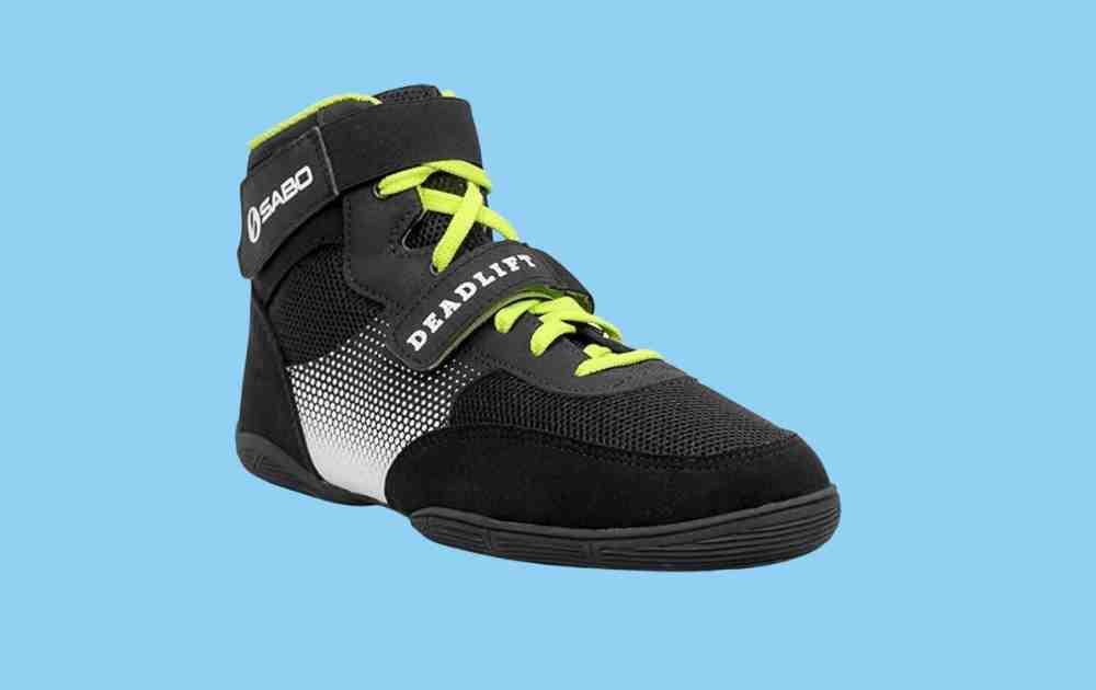 Sabo Hi-Top Deadlifting Shoes