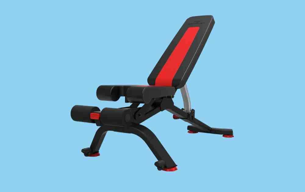 Bowflex 5.1s Adjustable Workout Bench Review