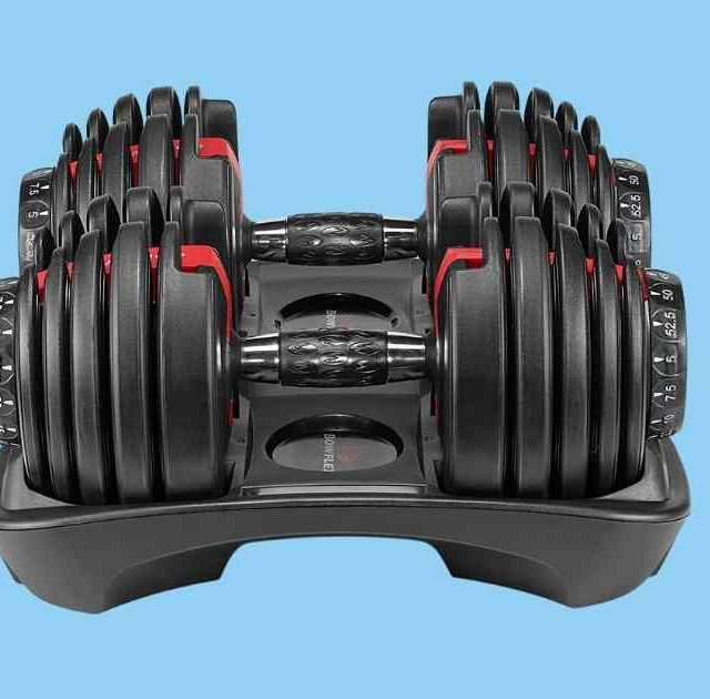 Bowflex SelectTech 552 Dumbbells Review