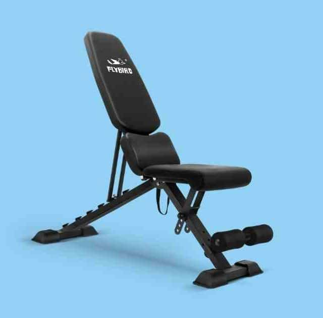 Flybird-Adjustable-Weight-Bench-Review