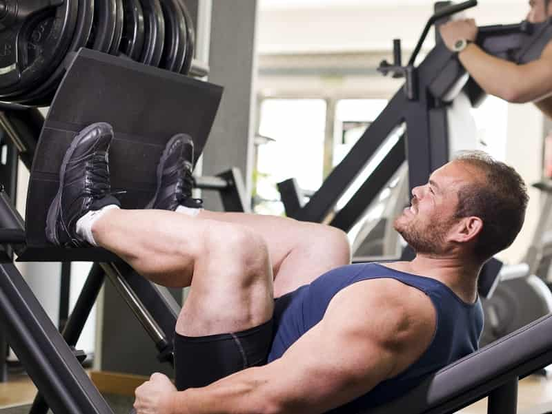 Leg Press Machines for Home Gyms
