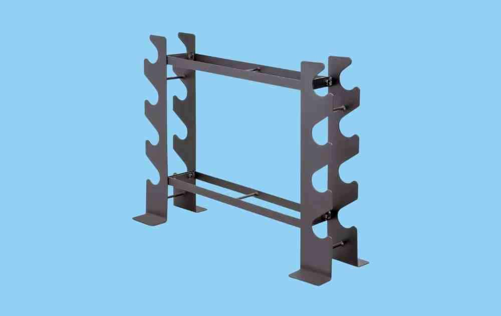 Marcy Compact Free Weight Stand