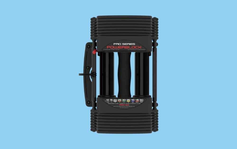 PowerBlock Pro EXP Adjustable Dumbbells Review