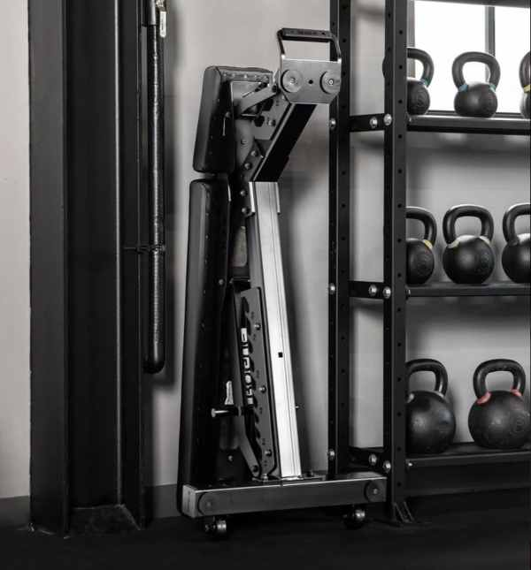 Rogue Adjustable Bench 3.0 Review - Vertical Stand