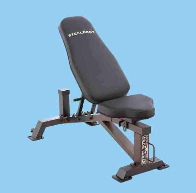 SteelBody Adjustable Weight Bench
