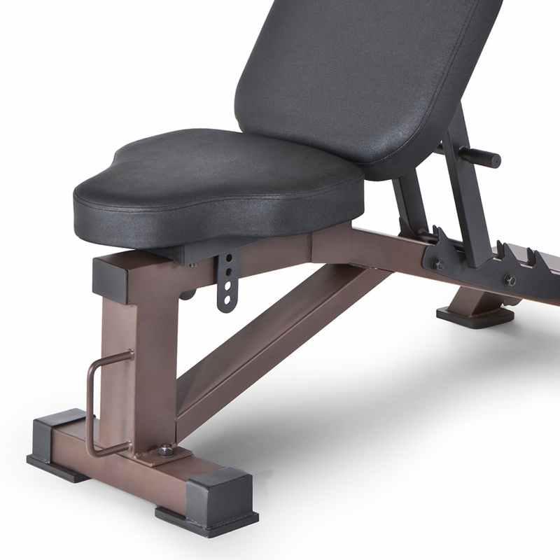 SteelBody Deluxe Adjustable Weight Bench Review