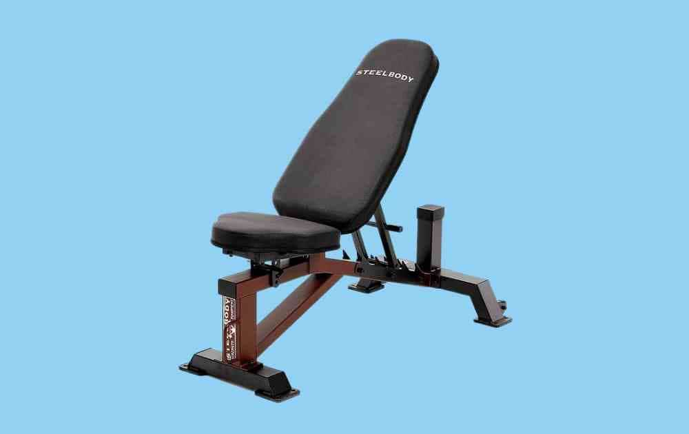 SteelBody Adjustable Weight Bench – Where to buy