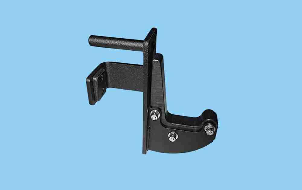 XII:XI Fitness Barbell J Cups - 3x3 J-Hooks