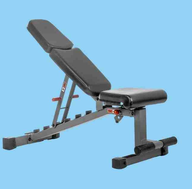 XMark Adjustable Weight Bench Review