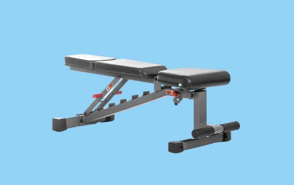 XMark Heavy-Duty 7630 Adjustable Weight Bench